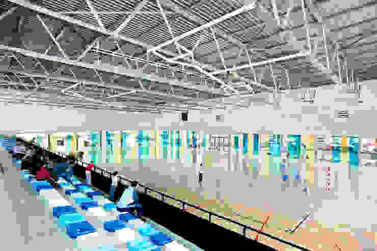 Pabellon Polideportivo La Bosca INVERSIONES EXPOSICIÓN SL Estadios de estilo minimalista