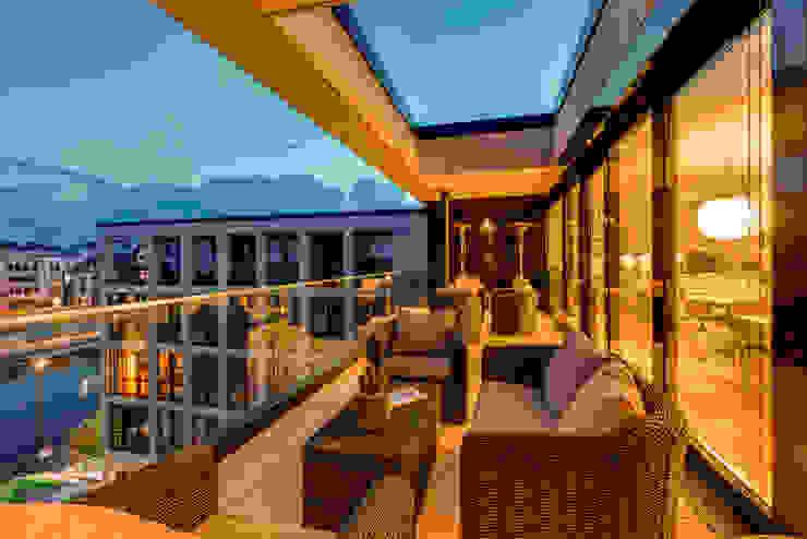 finest art of living / Lydia Wegner interiordesign Balkon