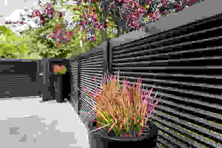 Nordzaun Garden Fencing & walls Aluminium/Zinc Black