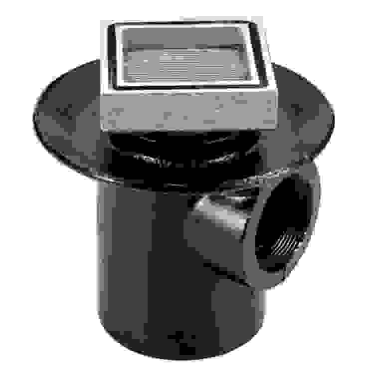 HELVEX SA DE CV BadezimmerToiletten Kupfer/Bronze/Messing Metallic/Silber