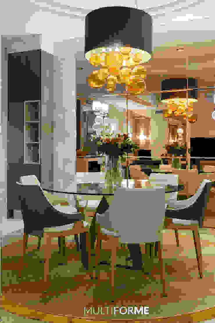 Salas modernas de MULTIFORME® lighting Moderno
