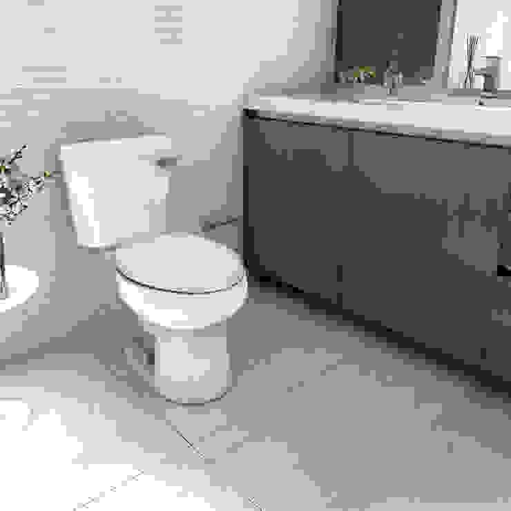 HELVEX SA DE CV Salle de bainDécorations Céramique Blanc