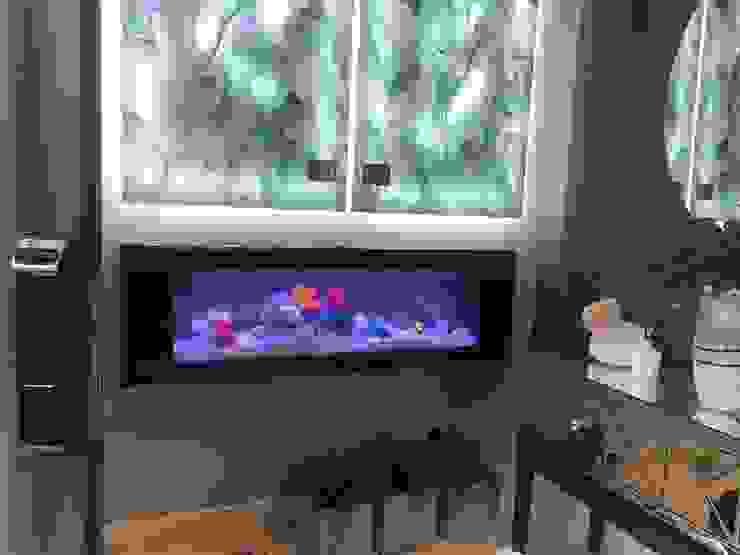 Crystal Black—Residential Seazone Corridor, hallway & stairsAccessories & decoration