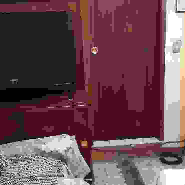 Carpinteria Alcocer Classic style study/office