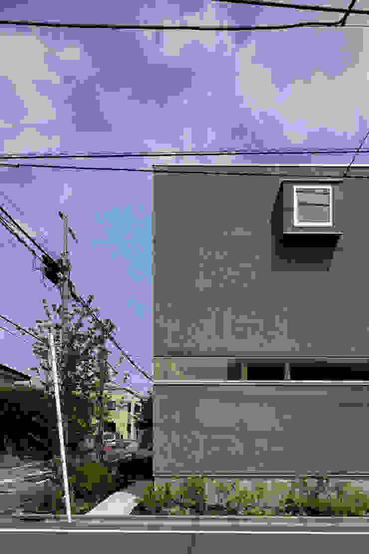おやまだいのいえ 國分大輔建築設計事務所 オリジナルな 家