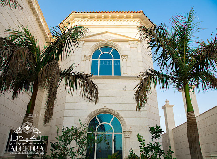 Classic style houses by Algedra Interior Design Classic