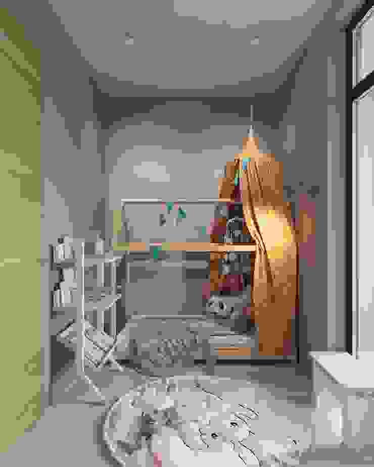 GraniStudio ห้องนอนเด็ก