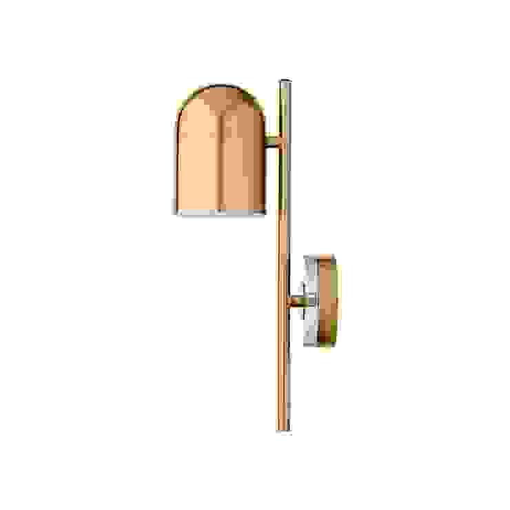 Lampara LUCEO de AYTM Caltha Design Agency HogarDecoración y accesorios Ámbar/Dorado