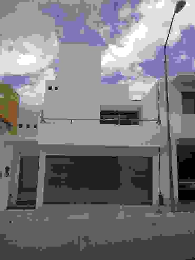 Casa Minimal I de T+E ARQUITECTOS Minimalista