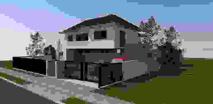 CASA PRP - ANDALUE - Sociedad Comercial & Ingeniería ING Spa. Casas unifamiliares