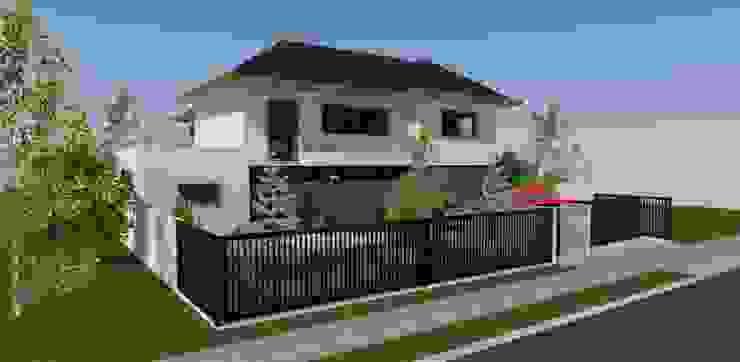 CASA PRP - ANDALUE - Sociedad Comercial & Ingeniería ING Spa. Casas estilo moderno: ideas, arquitectura e imágenes