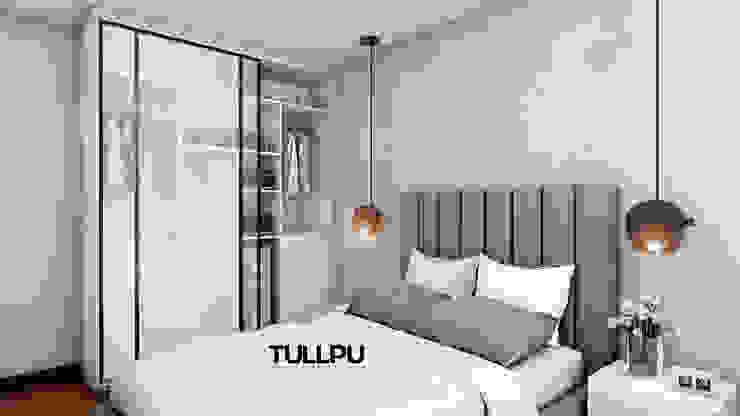 Closet Tullpu Diseño & Arquitectura Cuartos de estilo moderno Marrón