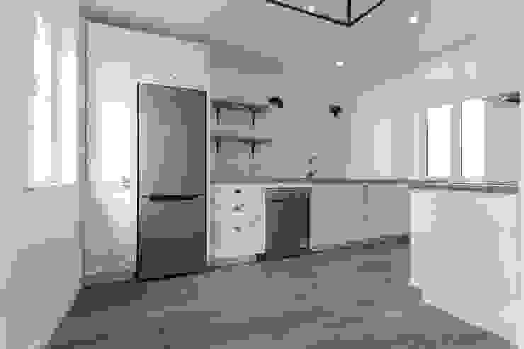 cozinha Êxodo Construções e Engenharia Cozinhas clássicas