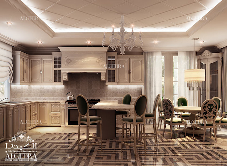Luxury Kitchen Design In Dubai Homify