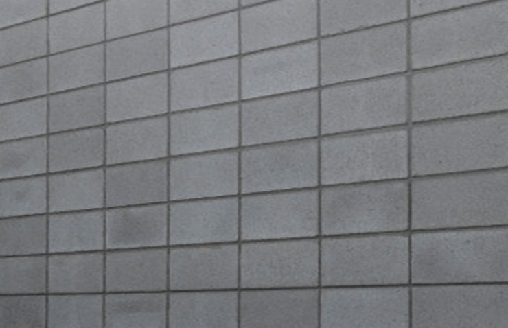 Paulo Stocco Arquiteto Dinding & Lantai Gaya Rustic Beton Grey