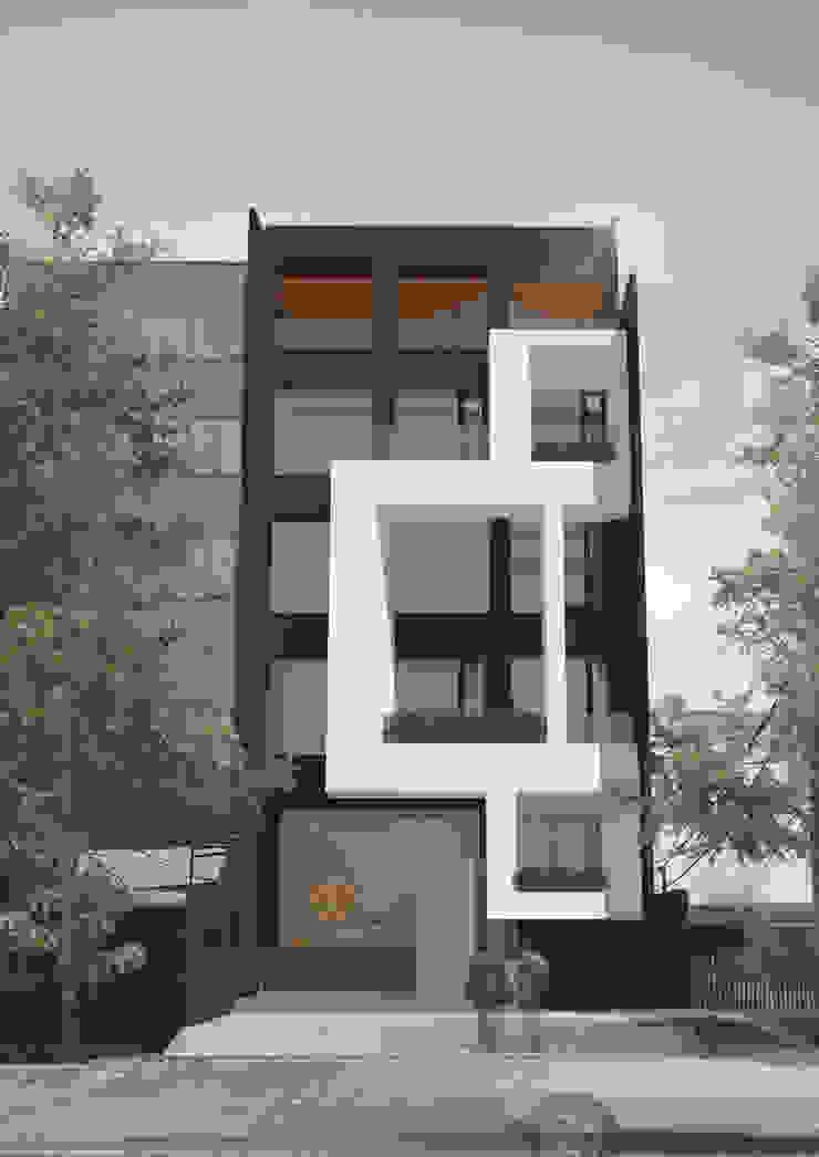 Batu Tulis Office:modern  oleh MODULA, Modern