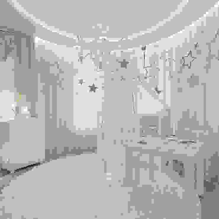 Студия дизайна интерьера Руслана и Марии Грин Dormitorios infantiles de estilo ecléctico