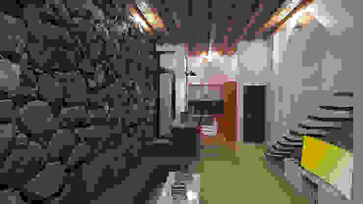 Duplex en centro histórico en el Barrio del Born de Barcelona MANUEL TORRES DESIGN