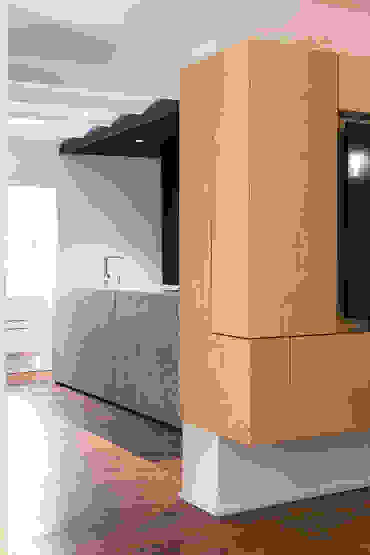 studioSAL_14 Dapur Modern Marmer