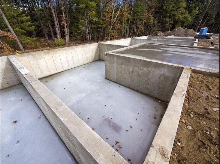 Conroe Concrete Contractor