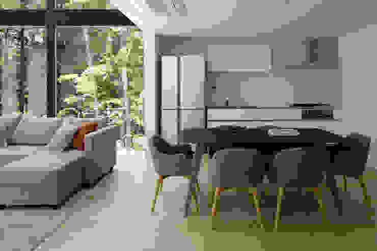 atelier137 ARCHITECTURAL DESIGN OFFICE Cocinas de estilo moderno