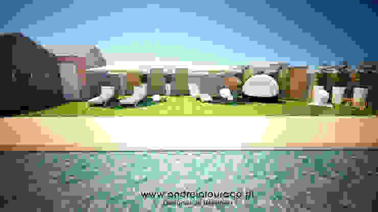 Andreia Louraço - Designer de Interiores (Email: andreialouraco@gmail.com) Modern garden