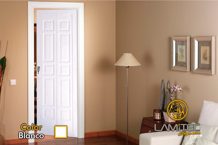 Lamitec SA de CV Inside doors Metal White