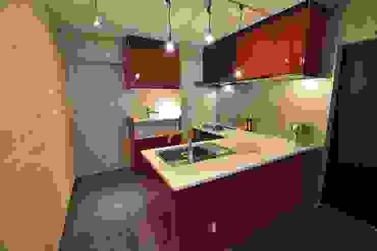 2階 キッチン の Style Create モダン