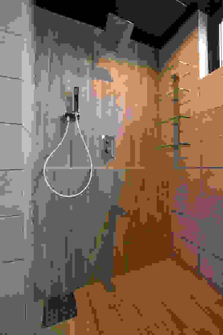 4階 浴室 モダンスタイルの お風呂 の Style Create モダン