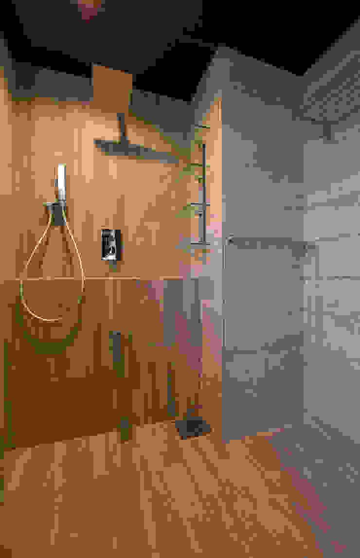 2階 浴室 モダンスタイルの お風呂 の Style Create モダン