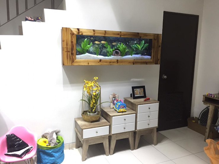 Wooden Frame—Residential Seazone Corridor, hallway & stairsAccessories & decoration