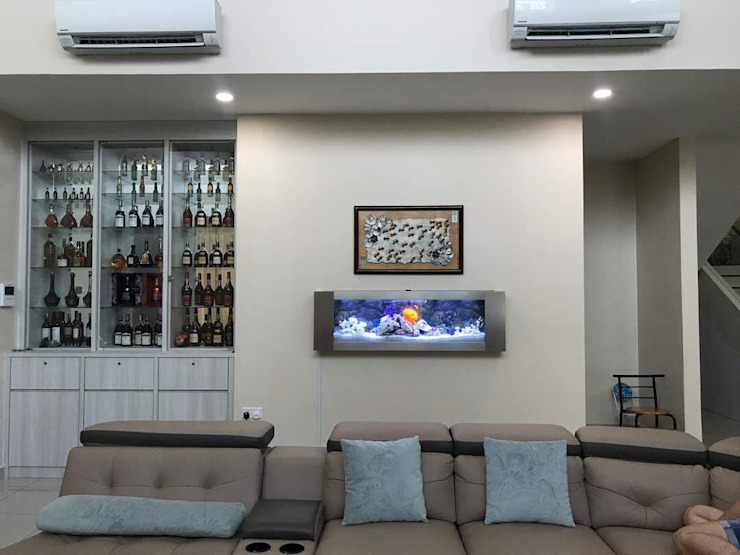 Stainless Steel—Residential Seazone Living roomAccessories & decoration