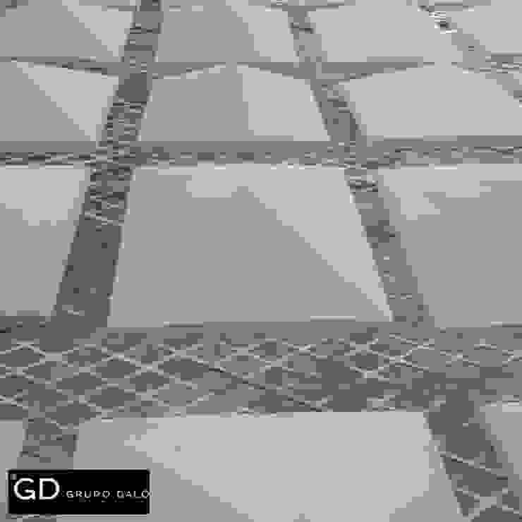 Modelo Cuadrado Piramidal de GRUPO DALÒ Moderno
