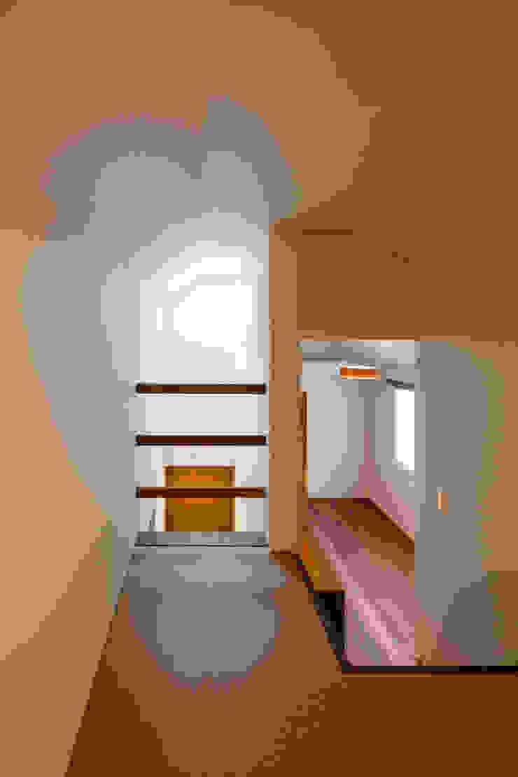 設計事務所アーキプレイス Oficinas y bibliotecas de estilo moderno