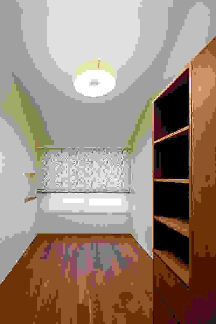 設計事務所アーキプレイス Dormitorios de niñas