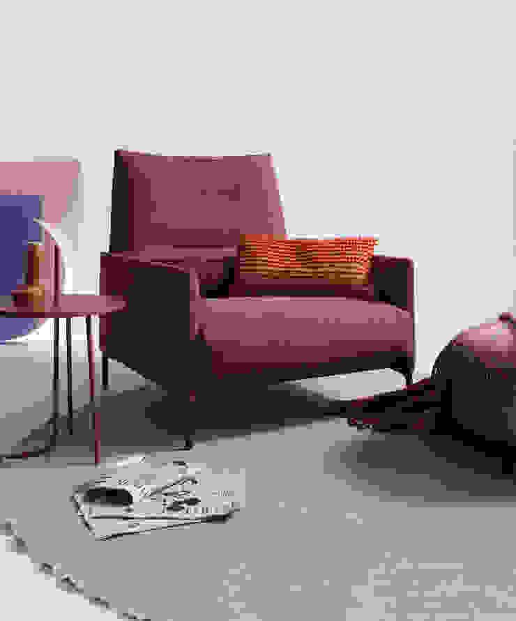 COR Sitzmöbel Helmut Lübke GmbH & Co. KG Living roomSofas & armchairs Pink