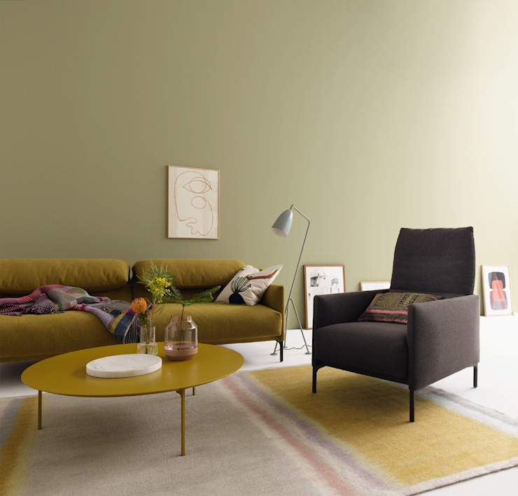 ​COR Sitzmöbel Helmut Lübke GmbH & Co. KG Living roomSofas & armchairs Brown
