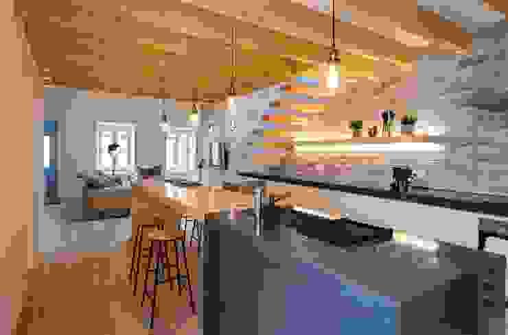 Aadna.Design Cocinas de estilo industrial