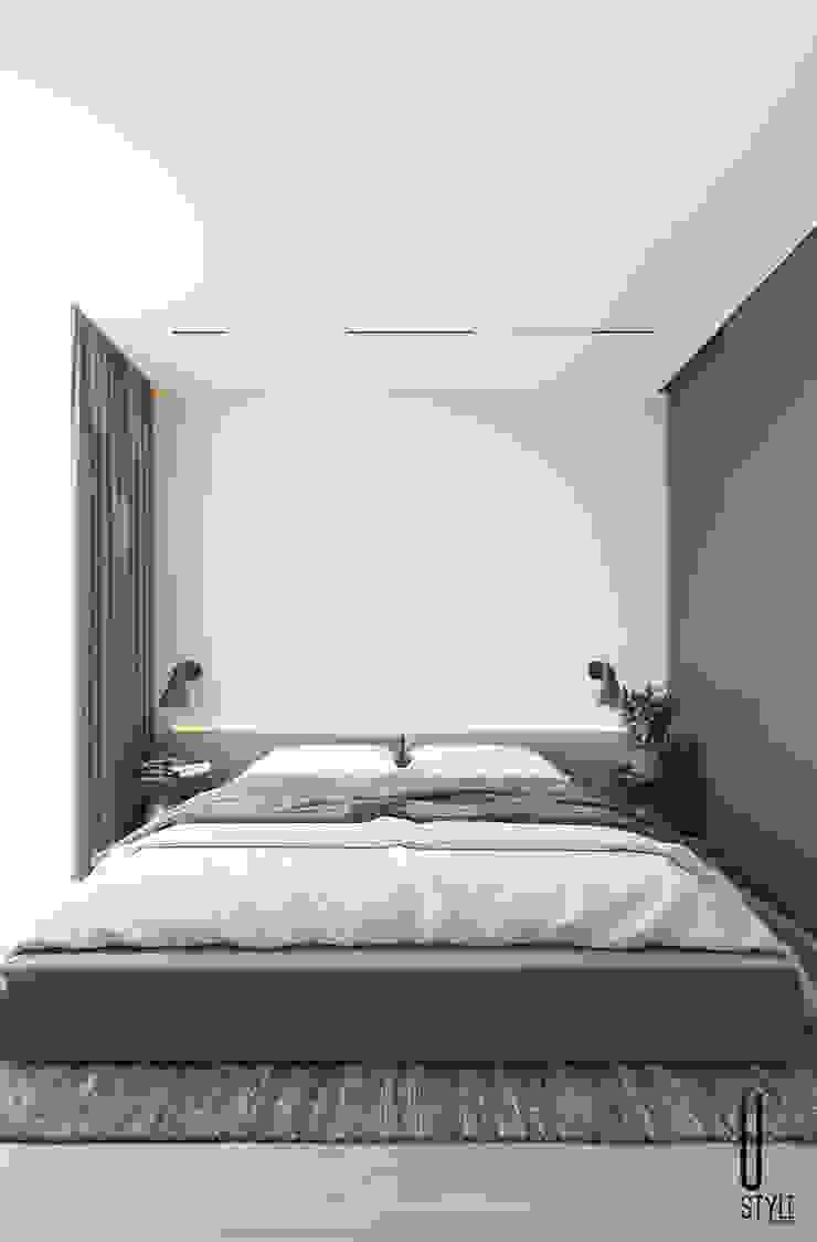 YOUSUPOVA Cuartos de estilo minimalista