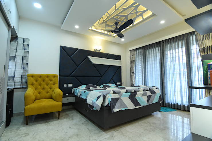 Kay Arr King Chordia Court by Magnon India Modern