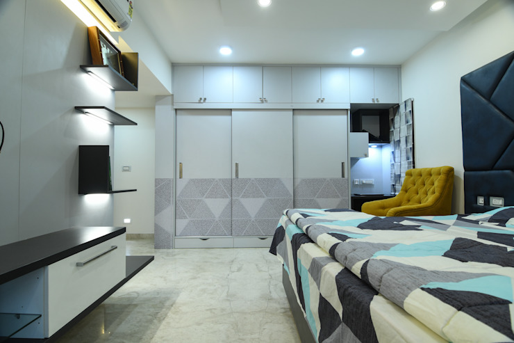 5 by Magnon India Modern