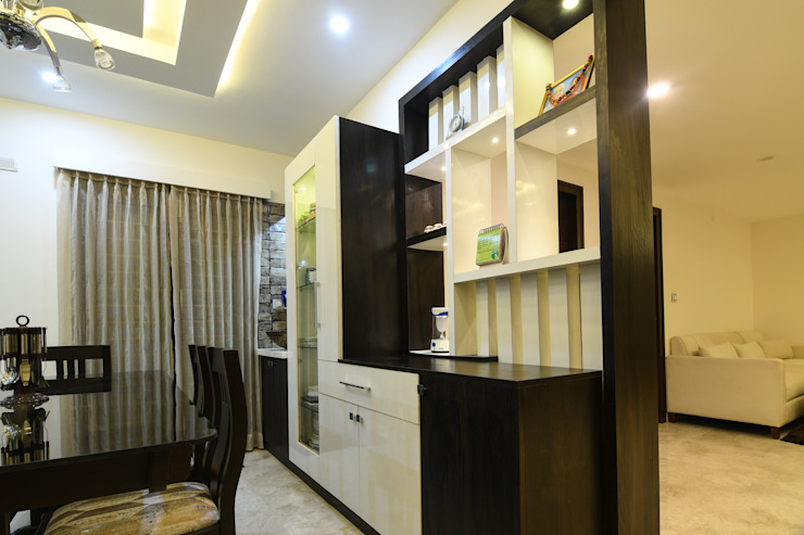 21 Modern living room by Magnon India Modern