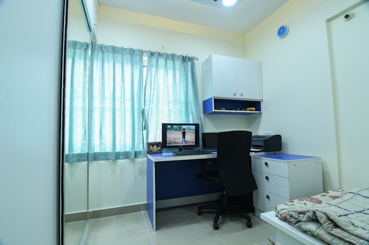 29 Modern study/office by Magnon India Modern