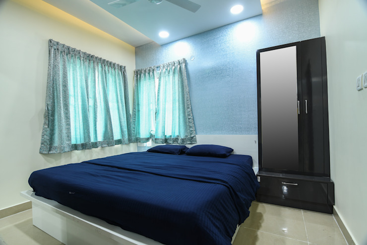 28 Modern style bedroom by Magnon India Modern