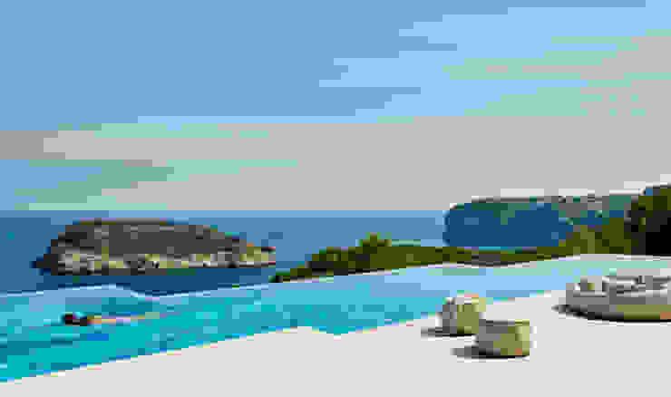 Ideal para todo tipo de piscinas de ROSA GRES