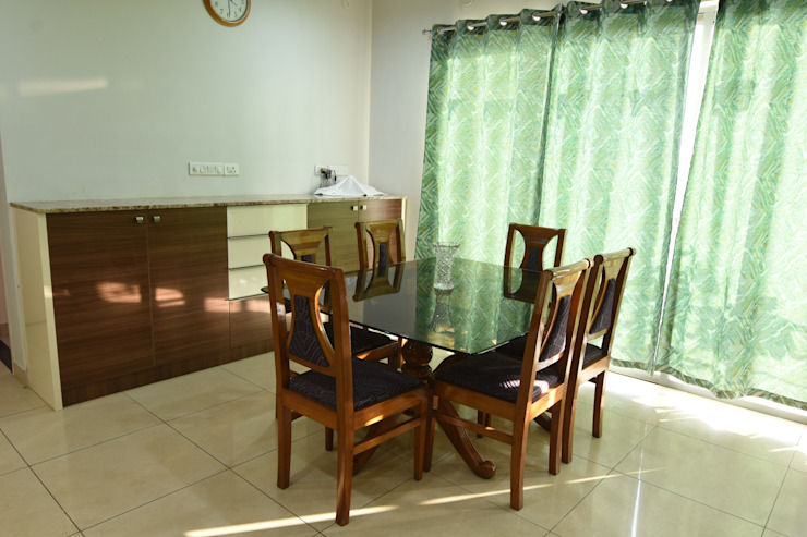 9 Modern dining room by Magnon India Modern