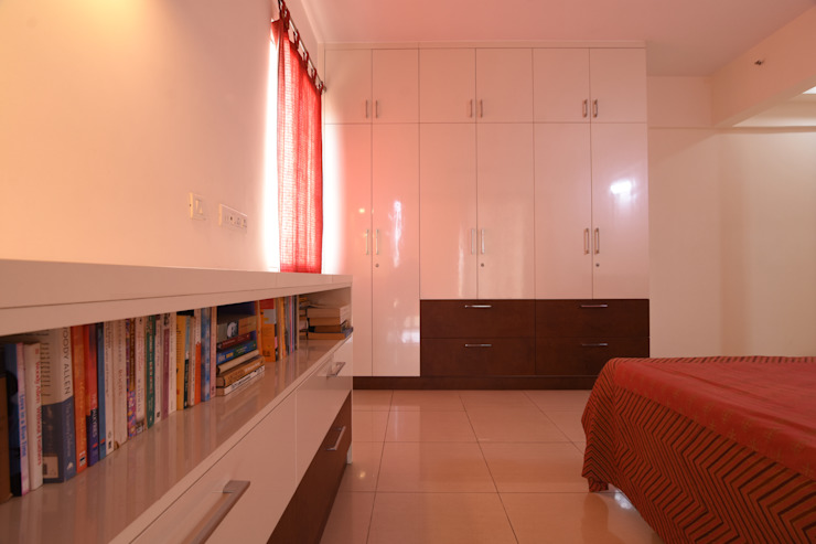 14 Modern style bedroom by Magnon India Modern