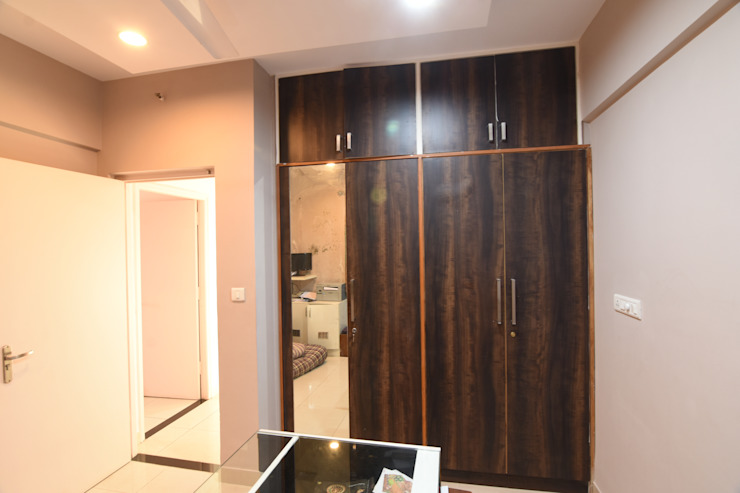 21 Modern style bedroom by Magnon India Modern