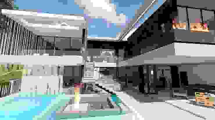 FRANCOIS MARAIS ARCHITECTS Pool