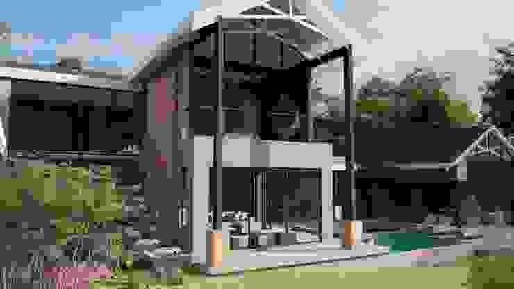 FRANCOIS MARAIS ARCHITECTS Modern houses